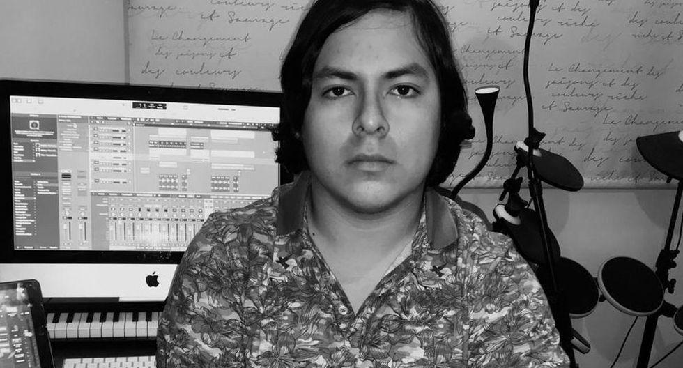 En medio de la cuarentena, JP Paredes lanzó su álbum Mi Vida Hoy.