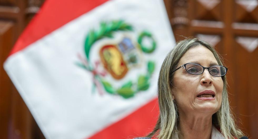 María del Carmen Alva es la nueva presidenta de la Mesa Directiva. (Foto: Congreso)