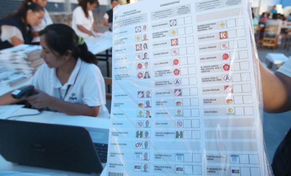 """ONPE: """"El lunes tendremos la cifra definitiva"""" de elecciones"""