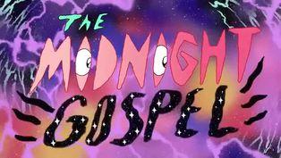 """Mira aquí el nuevo tráiler de """"The Midnight Gospel"""""""
