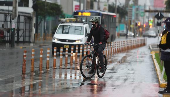 En Lima Oeste, la temperatura máxima llegaría a 19°C, mientras que la mínima sería de 15°C. (Foto: Lino Chipana Obregón / @photo.gec)