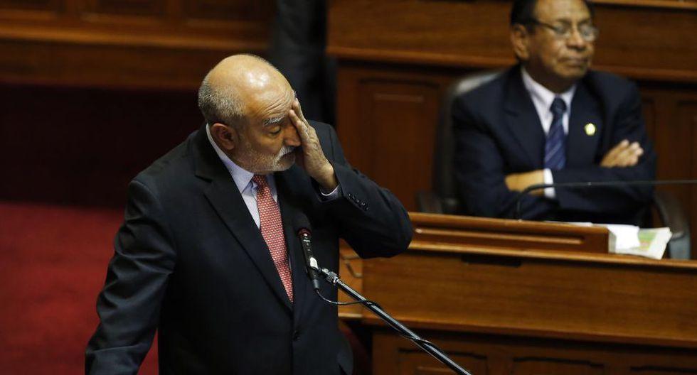 Interpelación al ministro Eleodoro Mayorga continúa el lunes 22