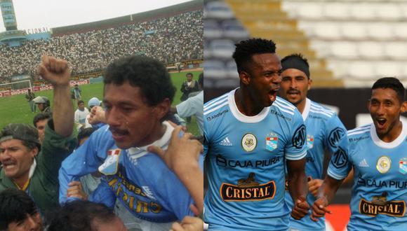 Sporting Cristal comenzó la Liga 1 con tres victorias seguidas. Así le fue en los inicios de los años del tricampeonato 94, 95 y 96. (Foto: GEC / Liga 1)