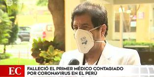 Coronavirus en Perú:  confirman la muerte de un médico por covid-19 en SJL