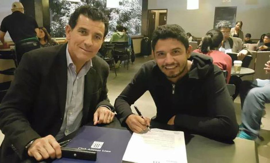 Reimond Manco jugará luego de siete años en Alianza Lima