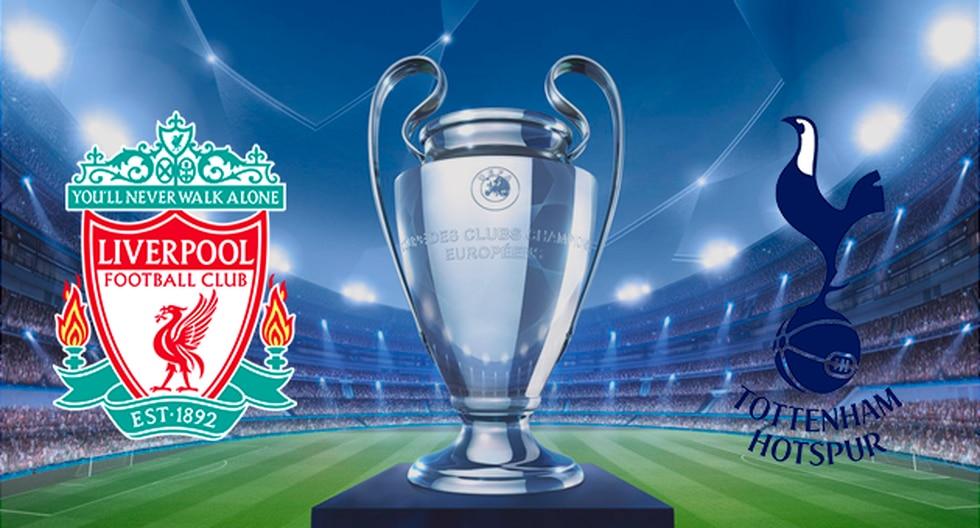 Este sábado 1 de junio Liverpool juega con Tottenham la final de la Champions League en el Wanda Metropolitano.
