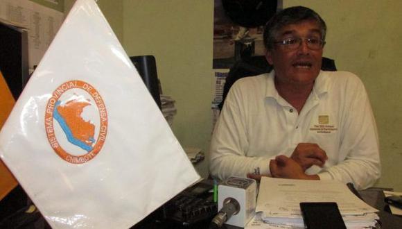 Chimbote: destituyen a jefe de Defensa civil por pedir coima