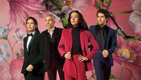 El elenco para este proyecto cuenta con los protagonistas de la historia original: Cecilia Suárez, Dario Yazbek, Aislinn Derbez, Juan Pablo Medina, Paco León y Luis de la Rosa.  (Foto: Netflix)