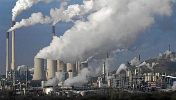 Cambio climático: Nuevo récord de gases de efecto invernadero