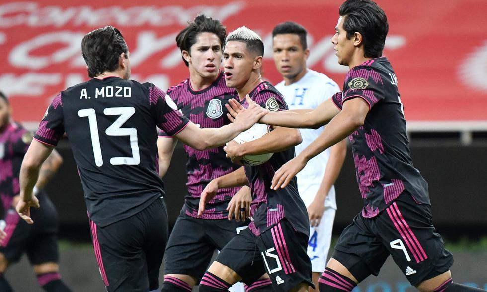 México enfrenta a Honduras en la final del Preolímpico Sub 23 | Foto: @miseleccionmx