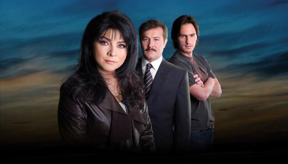 """""""Victoria"""", telenovela colombiana producida por RTI Televisión para Telemundo, se emitió en el Perú en 2008. (Foto: Telemundo)"""