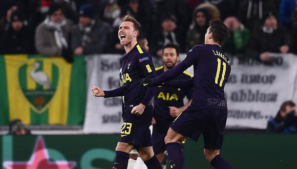 Juventus vs. Tottenham EN DIRECTO y EN VIVO: duelo por la Champions. (Foto: Agencias)