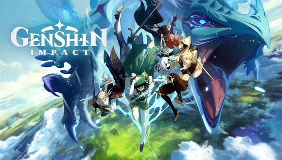 Genshin Impact está disponible para iOS, Android, PC y PS4 de manera gratuita. (Difusión)