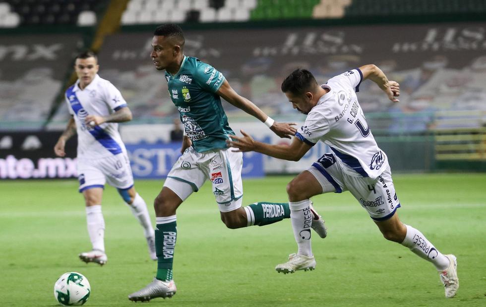 León venció a Puebla y se convirtió en el primer semifinalista del Apertura 2020 de la Liga MX