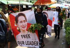 Militares matan a más de 80 manifestantes en un día en Myanmar