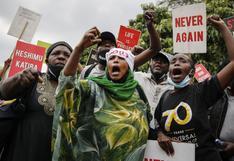 Países africanos piden un debate sobre el racismo en el Consejo de Derechos Humanos de la ONU