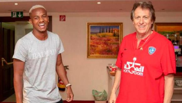 Entre André Carrillo y Jorge Jesús existe una excelente relación. Ambos se conocieron en el 2015, cuando el técnico llegó para dirigir al Sporting de Lisboa donde el peruano ya jugaba.