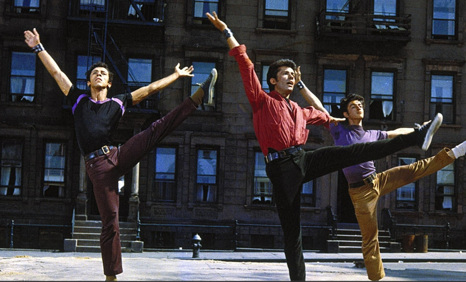 """""""West Side Story"""" (1961) (Foto: MGM)"""