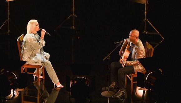 Katy Perry afirmó que su presentación se la dedica a su padre. (Foto: Instagram / @katy Perry).