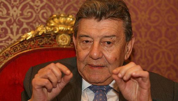 Positiva. Además de los temas coyunturales, Rafael Roncagliolo señaló que la relación política y económica entre el Perú y España es muy buena. (Foto: El Comercio)