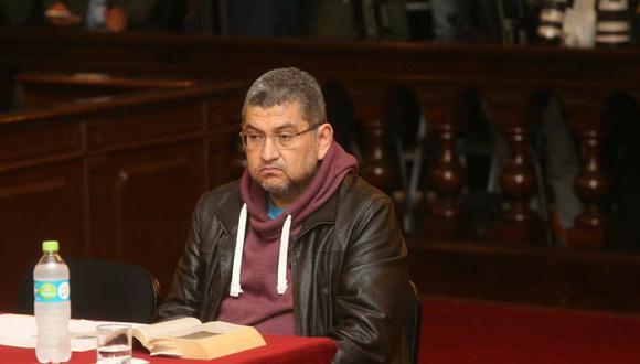 Walter Ríos es considerado por la fiscalía como pieza clave de Los Cuellos Blancos del Puerto (Foto: PJ)