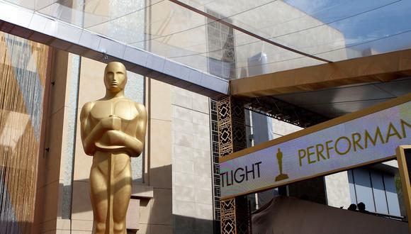 Los Oscar se posponen hasta abril de 2021 por el coronavirus. (Foto: EFE)