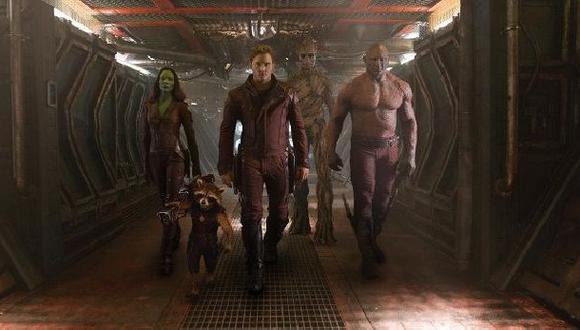 """¿Quiénes son los """"Guardianes de la galaxia""""?"""