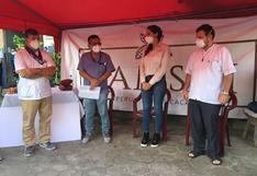 Vicariato de Iquitos adquirió nueva planta de oxígeno para ayudar a personas con COVID-19