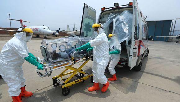 Vizcarra informó sobre un nuevo aumento en la cantidad de contagiados. (Foto: Difusión)