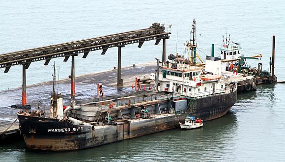 La modernización del puerto de Salaverry, situado en La Libertad, demandará una inversión total de US$216 millones. (Foto: El Comercio)