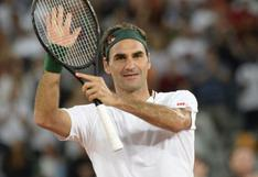 """Roger Federer, fuera de competencia hasta el 2021 por nueva operación: """"Extrañaré a mis seguidores y al circuito"""""""