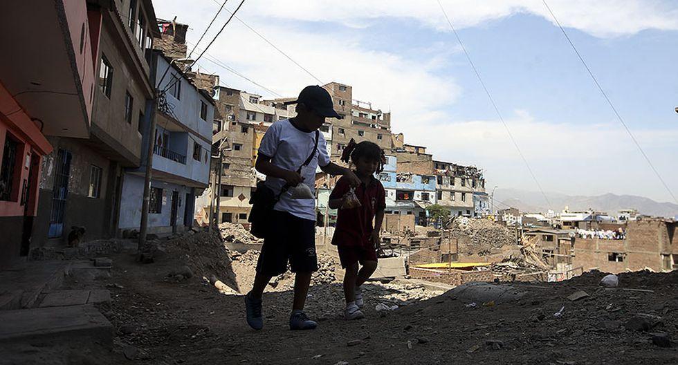La vida en el cerro El Pino, uno de los más temidos de Lima - 8