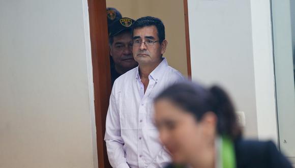 César Álvarez: las claves del informe de la comisión Áncash