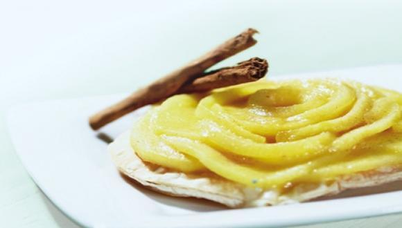Tartita de manzana
