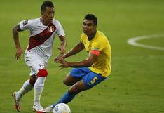 Brasil venció 2-0 a Perú con goles de Neymar y Everton Ribeiro   RESUMEN