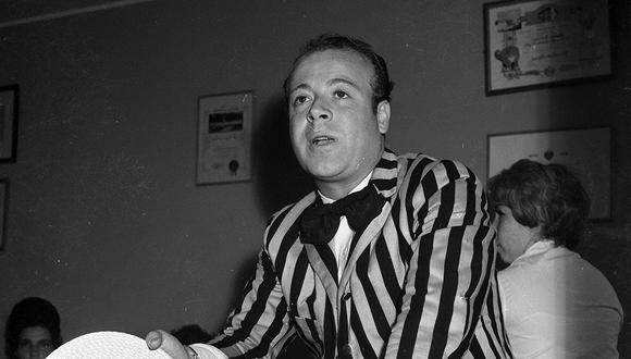 En enero de 1964 el Tío Johnny concedió una entrevista al decano. Foto: GEC Archivo Histórico