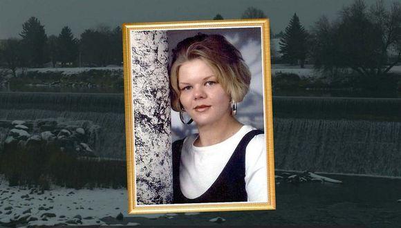 Angie Dodge tenía 18 años de edad cuando fue asesinada. (BBC).