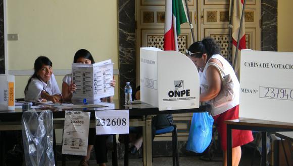 Las elecciones internas se realizarán este 29 de noviembre y el 6 de diciembre. (Foto: Andina)