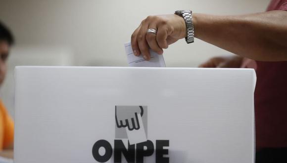 A diferencia de otros procesos, son las propias organizaciones políticas las que deciden en qué medios desean emitir su pauta electoral. (Foto: ONPE)