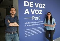 De Voz a Voz Perú: una memoria visual de la pandemia