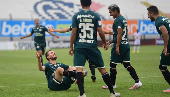 Universitario de Deportes enfrenta a Manucci en la última fecha de la Liga 1. (Foto: Liga de Fútbol Profesional)