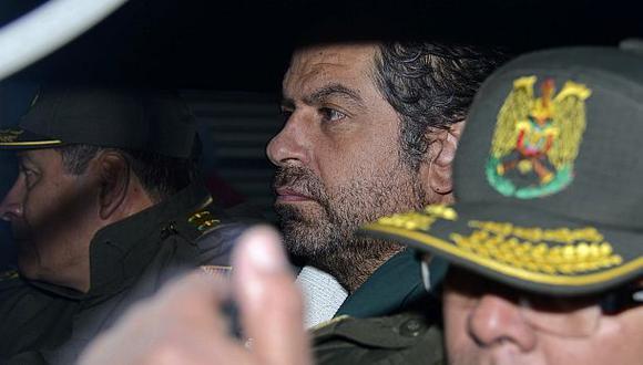 Fiscal pide ampliar extradición de Belaunde Lossio por Antalsis