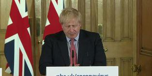 Boris Johnson, del desdén hacia el coronavirus a la hospitalización
