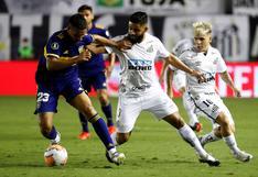Santos vapuleó a Boca Juniors y jugará la final de la Copa Libertadores frente a Palmeiras
