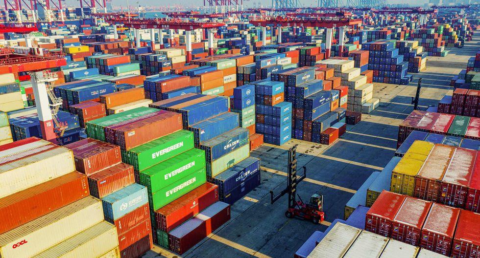 El comercio exterior, golpeado por el coronavirus. (Foto: AFP)
