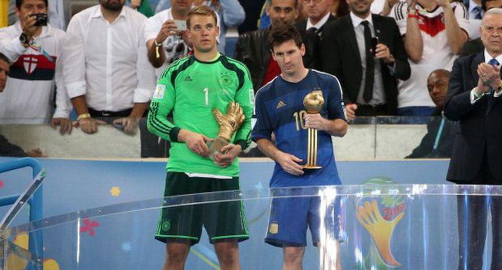 ¿Cuáles fueron las razones para que Messi gane el Balón de Oro?