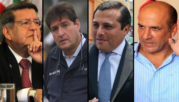 JNE decidirá el futuro de cuatro alcaldes este lunes 17