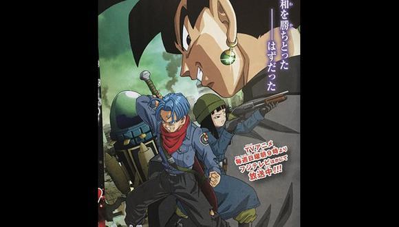 """""""Dragon Ball Super"""": se revelo el misterio de Black Gokú"""