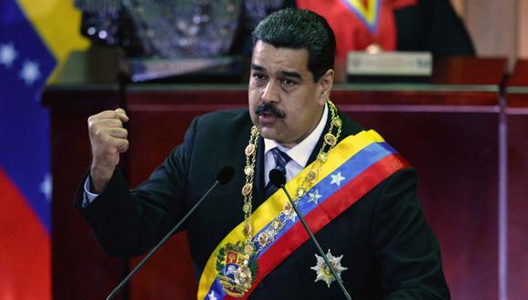 Venezuela: Jorge Rodríguez anuncia que frustró intentos de golpe de Estado contra Nicolás Maduro con ayuda internacional. (AFP).