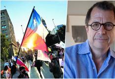 """Sebastián Edwards: """"Se puede argumentar que el modelo [chileno] se agotó, pero no hay que destruir sus logros"""""""